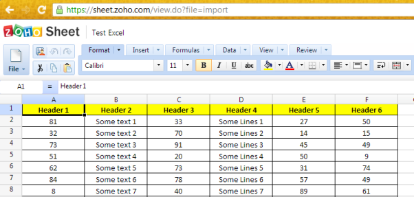 Online Excel Viewers - Few Tools to View Excel Files Online