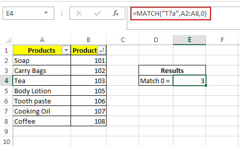 match date range in excel