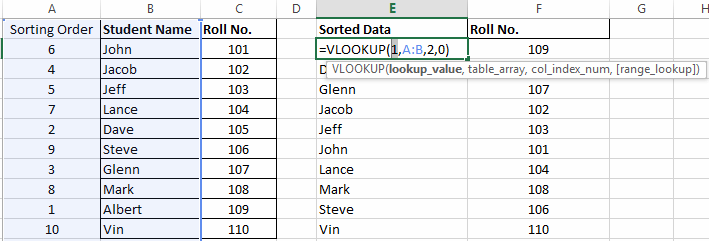 Alphabetize-data-using-excel-formulas-9