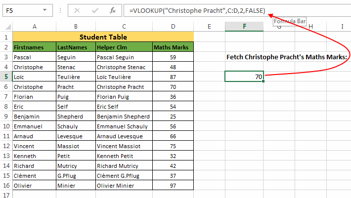 Excel vlookup massive guide with 8 examples ibookread Download
