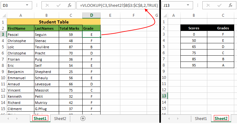 Excel Worksheet 005 - Excel Worksheet