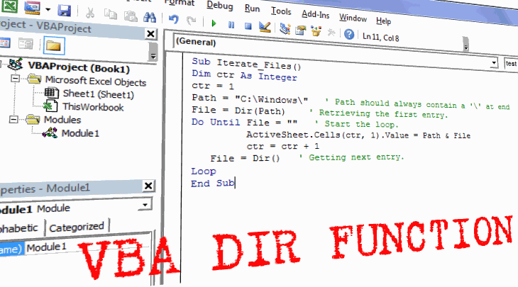 What is VBA & Writing your First VBA Macro in Excel [VBA Crash Course Part 1 of 5]