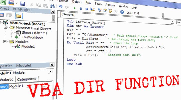 how to write a loop in vba excel