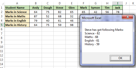 Hlookup in excel with examples publicscrutiny Images